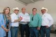 Entrega Rubén Moreira múltiples beneficios en gira por municipios