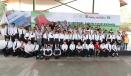 Encabeza Rubén Moreira entrega de 102 mil paquetes de zapatos y uniformes escolares