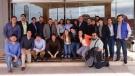 Se reúne Gobernador Rubén Moreira con jóvenes empresarios