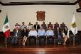 El Gobernador Rubén Moreira Valdez se reunió con los ganadores de Premio Estatal de la Juventud 2016.