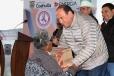 El Gobernador Rubén Moreira deseó éxito a miembros del Gabinete Presidencial
