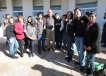 En Acuña, el Gobernador Rubén Moreira Valdez encabezó la ceremonia de inauguración de la Escuela de Bachilleres