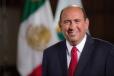 Rubén Moreira da cuenta de logros de su administración
