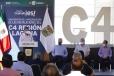 Inaugura Miguel Riquelme modernización del C4 en Matamoros