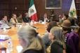 Se reúne Riquelme con los cinco colectivos de familiares de personas desaparecidas