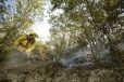 Protección Civil Coahuila emite recomendaciones para evitar incendios forestales en Semana Santa