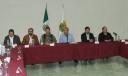 Encabeza Rubén Moreira Valdez reunión del Grupo de Coordinación Operativa