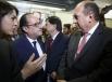 Se reúne Gobernador Rubén Moreira con Presidente de Francia
