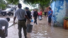 Despliegan operativo para atender inundaciones en Múzquiz tras fuertes lluvias