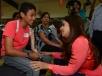 Entrega Carolina Viggiano apoyos a personas con discapacidad