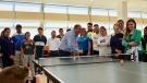 Convive Rubén Moreira con estudiantes de Universidades Politécnicas