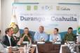 Destacan Gobernadores de Coahuila y Durango resultados de seguridad en La Laguna