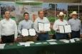 Refrenda Gobernador Rubén Moreira compromiso con el campo