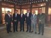 Sostiene encuentro Delegación de Coahuila con Embajador de México en Corea