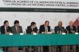 Firman Estado y Oficina de la ONU Acuerdo de Colaboración contra la Droga y el Delito