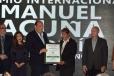 Entrega Gobernador Rubén Moreira Premio Internacional Manuel Acuña