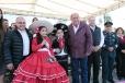Encabeza Gobernador Rubén Moreira desfile más largo del país