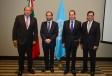 El Gobernador Rubén Moreira se reunió con el Alto Comisionado de la ONU para los Derechos Humanos