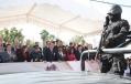 El Gobernador Rubén Moreira presidió en Viesca, el desfile cívico militar en conmemoración del 105 Aniversario de la Revolución Mexicana