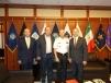 Revisan Rubén Moreira y Secretario de Marina avances en la lucha contra la delincuencia