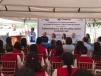 Firma CECyTE Coahuila convenio con empresa de Acuña y ponen primera piedra de laboratorio