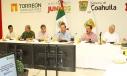 Encabeza Gobernador trabajos del Grupo de Coordinación Coahuila