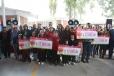 En intensa gira por Torreón y Saltillo, entrega DIF Coahuila apoyos diversos a instituciones