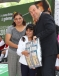 con la entrega de útiles y libros de texto dio inicio este lunes el Gobernador Rubén Moreira Valdez el ciclo escolar 2014-2015
