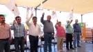 Mejoramos la calidad de vida de los coahuilenses: Rubén Moreira Valdez