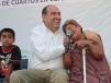 Mejoramos la vivienda de los laguneros, aseguró Rubén Moreira Valdez