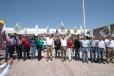 Inician obras de pavimentación de concreto hidráulico en colonias y ejidos de Matamoros