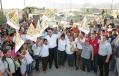 Continúa Programa Estatal de Pavimentación, hoy Saltillo recibió inversión de 11.7 mdp