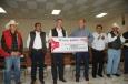 Agradecen al Gobernador  Rubén Moreira por la seguridad en el estado