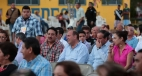Disfrutan miles concierto por la paz en Allende