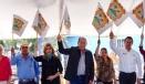 El Gobernador Rubén Moreira arrancó los trabajos de modernización de la red de drenaje en colonias del municipio de Villa Unión.