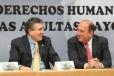 Reconoce CNDH trabajo de Rubén Moreira en derechos humanos