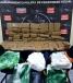 En dos diferentes acciones asegura Fuerza Coahuila dos importantes cargamentos de droga