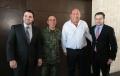 Empresarios reconocen la labor del Ejército Mexicano