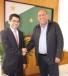Logra Gobernador Rubén Moreira importantes acuerdos con la Secretaría de la Función Pública