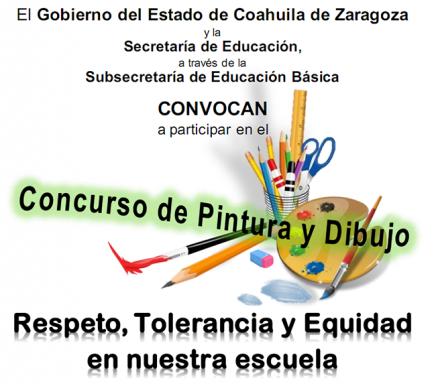 Invitan A Alumnos De Preescolar Y Primaria De Coahuila A Concurso De