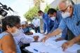 En Coahuila, siguen los módulos de escrituración casa por casa