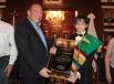 El Gobernador Rubén Moreira entregó un reconocimiento al joven pianista Eric Valdés, ganador del Premio Nacional de la Juventud