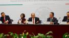 Preside Gobernador Rubén Moreira reunión de evaluación sobre lucha en pro de la no violencia en contra de las mujeres