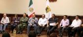 Encabeza Rubén Moreira reunión Plenaria del FUUNDEC