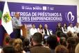 Entrega Gobernador Rubén Moreira apoyos a mujeres emprendedoras