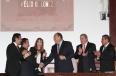 El Gobernador Rubén Moreira develó el nombre del General coahuilense Félix U. Gómez, inscrito en Letras Doradas en el Salón de Sesiones del Congreso.