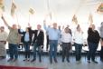El Gobernador Rubén Moreira arrancó la construcción del Paso Superior Vehicular Pape-Zaragoza con inversión de 100 millones de pesos