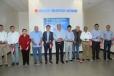 Inaugura Rubén Moreira la primera planta en México de Kolon Glotech