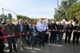Familias de agujita agradecen al Gobernador Rubén Moreira obras de pavimentación