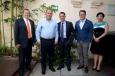 El Gobernador Rubén Moreira  se reunión con James Cavallaro, Presidente de la Comisión Interamericana de Derechos Humanos.